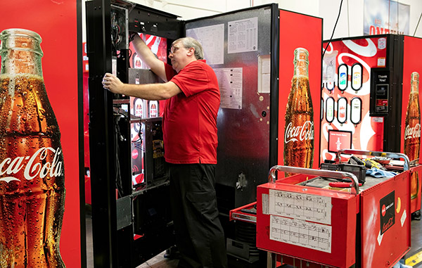 Coca-Cola Equipment Services Jobs